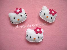 Hello Kitty brooches