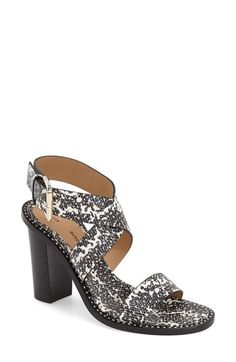 Proenza Schouler 'Janis' Wraparound Ankle Strap Sandal (Women) available at #Nordstrom