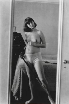 Diane Arbus, Self-Portrait in Mirror, 1945.