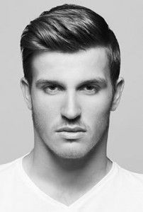 Classic Hairstyles For Men Amusing Short Sides Long Top Mens Hairstyle Barbe Mode Inspiration