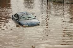 Can you sell a car that has been under water?
