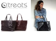 Shopper skórzany Treats www.multicase24.pl #fashion #Multicase #Treats #shopper #shopperbag #bag #ootd #bigbag #autumn #Style #womanbags #leather #scandinavian #dużyshopper