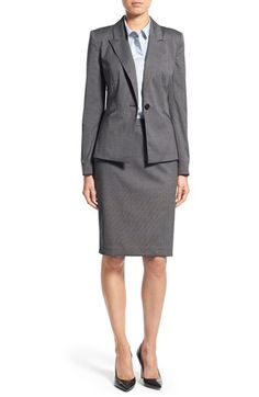 Halogen® Suit Jacket & Skirt available at #Nordstrom
