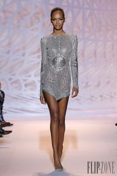 Zuhair Murad Otoño-Invierno 2014-2015 - Alta Costura - http://es.flip-zone.com/fashion/couture-1/fashion-houses/zuhair-murad-4826