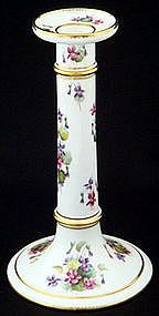 Wonderful Mintons Candle Stick