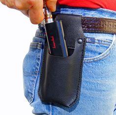2019 Latest Design Handy Carry Store Case Zipper Close Vape Mod Holder Free Gift Vapor Health Care