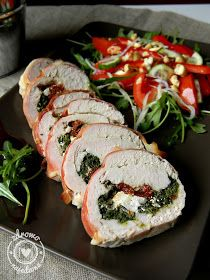 Fruit Recipes, Lunch Recipes, Dinner Recipes, Cooking Recipes, Healthy Recipes, Health Dinner, Polish Recipes, Food Photo, Food Dishes