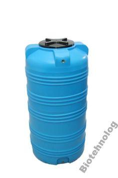 Бак, емкость 505 л вертикальная для воды, топлива