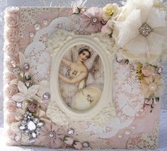 binder album Fairy Belle Jodie Lee/Prima Marketing paperline