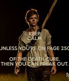death cure page 250 - Google Search