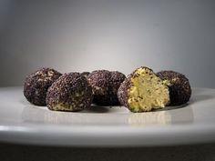 Ricetta Stuzzicherie : Polpettine di salmone al papavero e limone da Minimau82
