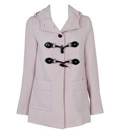 BNWOT ALANNAH HILL Tumblin Down hooded duffle coat