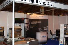 Multivac A/S exhibiting at IceFish 2014.