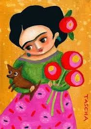 Resultado de imagem para frida kahlo dibujos tascha