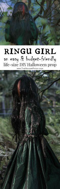 DIY Halloween Decorations - Outdoor/Indoor Halloween Decorations - creepy halloween decor