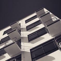 #Bauhaus #Design and #Architecture | Photo © Axel Becker | www.bauhaus-movement.com
