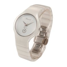 http://www.ceramicslife.com/one-way-street-fashion-students-genuine-female-watches.html One-way street fashion Crystal white ceramic watches, Calvin Klein fashion table table students genuine female watches