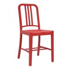 Navy 111 Coca-Cola Chair Rood | Musthaves verzendt gratis