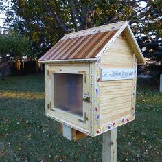 How to build a little free library writing reading for How much to build a house in mn