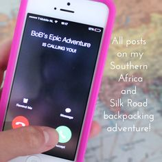 BoBs Epic Adventure calling close up text