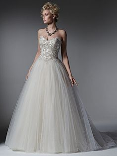 a330cd4cfde Layla Wedding Dress by Maggie Sottero