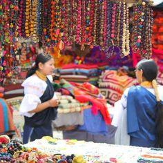 Otavalo Market , Ecuador by Kimberly Vital Brasil