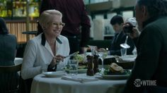 Ellen Barkin in Showtimes new comedy Happish