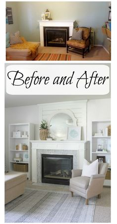 Best white and neutral paint color for entire house from Dutch Boy.... using my antique fireplace mantel I can use it underneath the TV wall and place shiplap boards across the TV wall