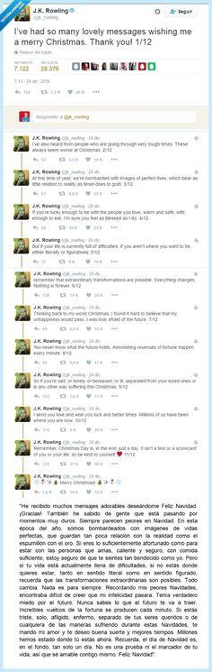 J.K. Rowling felicita la Navidad con una carta muy emotiva y Twitter se rinde a sus pies   Gracias a http://www.vistoenlasredes.com/   Si quieres leer la noticia completa visita: http://www.estoy-aburrido.com/j-k-rowling-felicita-la-navidad-con-una-carta-muy-emotiva-y-twitter-se-rinde-a-sus-pies/