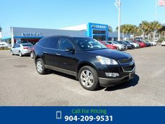 2012 Chevrolet Chevy Traverse 1LT Call for Price  miles 904-209-9531 Transmission: Automatic  #Chevrolet #Traverse #used #cars #NimnichtChevrolet #Jacksonville #FL #tapcars