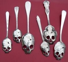 It might take awhile to eat with these leaky little fellas, but it would be worth it.