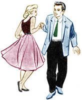 Teen Dances of the 1950s  I started to go to dance about 1959 when I was going to be 14 years old