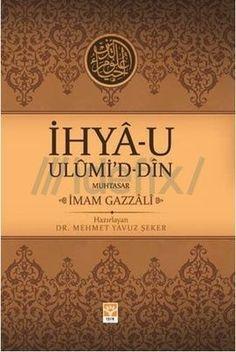 İhya'u Ulüm'id-Din – İmam Gazali PDF e-Kitap indir