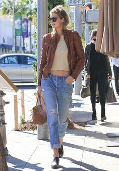 O jeans que nunca sai de moda