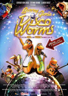 cover maniak!: Barry, Gloria e i Disco Worms (2008)