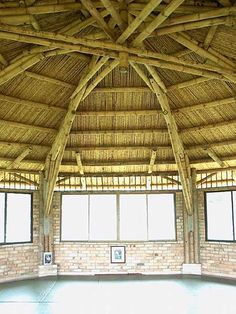 #Architecture #Bamboostructure #Bambooconstruction