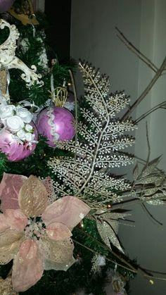 De♡coração de Natal 2015  Estilo shabby chic com reaproveitamento de materiais by Sandra Dias.Interires