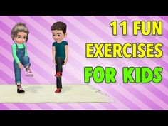 fitness activities for kids exercises / fitness activities for kids ; fitness activities for kids fun ; fitness activities for kids exercises