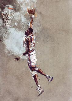 NBA by Florian Nicolle.
