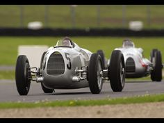 1935 Auto Union Type C race car with 16 cylinder engine Sport Cars, Race Cars, Muscle Cars, Audi Cars, Vintage Race Car, Car And Driver, Car Manufacturers, Custom Cars, Fast And Furious