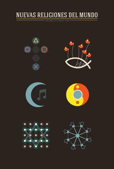 """La tecnología incide tanto en nuestras vidas que casi se han convertido en una religión para muchos. Tomado del blog """"El Espíritu de los Cínicos"""""""