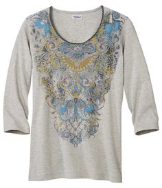 Tee-Shirt Manches 3/4  #atlasformen #avis #atlasforwomen