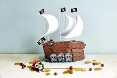 TORO Sjokoladekake Langpanne Baking, Bakken, Backen, Sweets, Pastries, Roast
