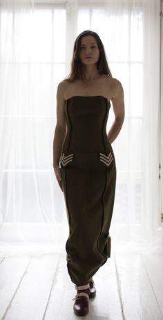 Annika-N, Designer: Annika Saunders 2015 via fashionchangingtheworld.com