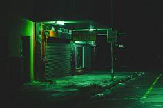 La jeune photographe Elsa Bleda célèbre la vie nocturne de la métropole sud-africaine.