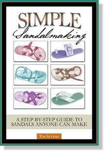 Bespoke Shoemaking book, Simple Sandalmaking Book