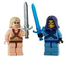 LEGO He-Man & Skeletor