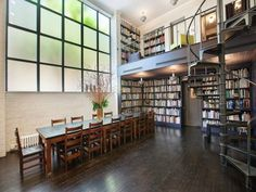 Impressively Renovated West Village Townhouse - think about those GIANT dinner parties!