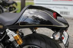 New 2016 Norton COMMANDO 961 Sport Mk II Motorcycles For Sale in Florida,FL. This 2016 Norton Commando 961 Sport in galactic black & gold pinstripe is available for sale at Euro Cycles of Tampa Bay located at 8509 Gunn Highway Odessa, Florida 33556 Phone:813-926-9937 Web: OVERVIEW:The commando 961 Sport is based on the original design for the Commando with conventional forks to give a smooth, more comfortable ride and better aesthetic.There are few certainties in life. Death, taxes – and…