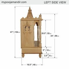 """Mandir for Home 